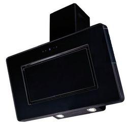 Okap przyścienny Toflesz OK-6 MAGNUM, KOLOR: Czarny, Szerokość: 90 cm, Wydajniejsza turbina 850 m3/h: TAK Profesjonalny sklep z okapami kuchennymi