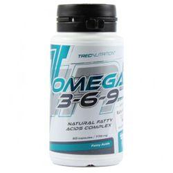 TREC OMEGA 3-6-9 - 60 KAPS.