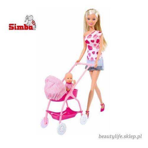 Lalki dla dzieci, STEFFI Mama z dzieckiem w zestawie