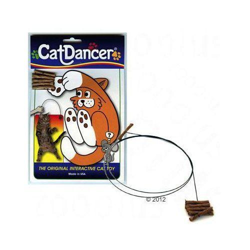 Pozostałe zabawki, Cat Dancer wędka dla kota - 1 sztuka | -5% Rabat na pierwsze zamówienie | DARMOWA Dostawa od 99 zł
