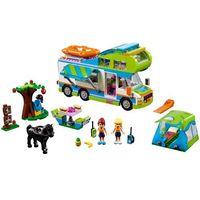 Klocki dla dzieci, 41339 SAMOCHÓD KEMPINGOWY MII (Mia's Camper Van) KLOCKI LEGO FRIENDS