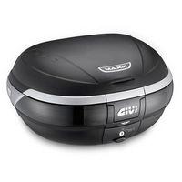 Kufry i bagażniki motocyklowe, Kufer Givi E52NT Maxia Tech (czarny, 52 litry)