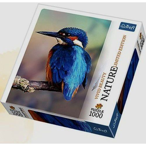 Puzzle, Trefl Zimorodek, Wielka Brytania - Nature Limited