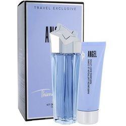 Thierry Mugler Angel, Zestaw podarunkowy, woda perfumowana 100ml + mleczko do ciała 100ml