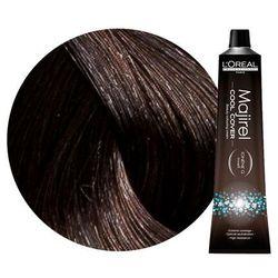 Loreal Majirel Cool Cover   Trwała farba do włosów o chłodnych odcieniach - kolor 4.3 brąz złocisty - 50ml