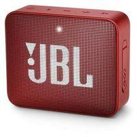 Pozostały sprzęt audio, Głośnik JBL GO 2 Czerwony