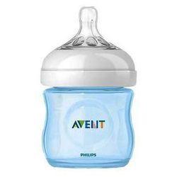 Butelka dla niemowląt Philips AVENT 125ml Natural PP Niebieska