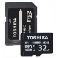Karty pamięci, Karta pamięci z adapterem MicroSDXC Toshiba 32GB Class 10 THN-M203K0320EA