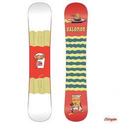 Deska snowboardowa Salomon 6 Piece 2018/2019