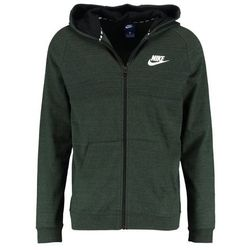 Nike Sportswear ADVANCE 15 FULL ZIP KNIT Bluza rozpinana outdoor green/black/white