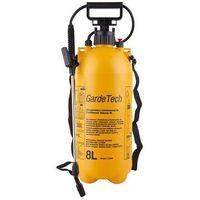 Środki i akcesoria przeciwko owadom, Opryskiwacz ciśnieniowy z lancą 8l do oprysków chemicznych.