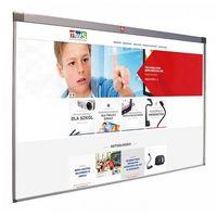Tablice interaktywne, ZESTAW: AVTek TT-Board 80 PRO + ViewSonic PS501X + uchwyt ścienny MW 1200 - PROMOCJA