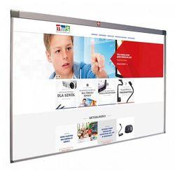 ZESTAW: AVTek TT-Board 80 PRO + ViewSonic PJD5353Ls + uchwyt ścienny MW 1200 - PROMOCJA