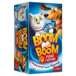 Gra Boom Boom - Psiaki i Kociaki 3Y39BP Oferta ważna tylko do 2023-08-06