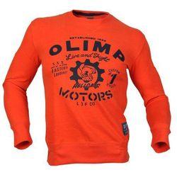 Bluza OLIMP Pullover HELL CAT - Orange, Rozmiar: L Najlepszy produkt Najlepszy produkt tylko u nas!