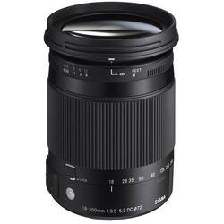Sigma C 18-300 mm f/3.5-6.3 DC MACRO OS HSM Nikon - produkt w magazynie - szybka wysyłka!