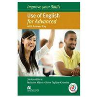 Książki medyczne, Improve Your Skills for Advanced. Use of English. Podręcznik z Kluczem + Kod Online (opr. miękka)