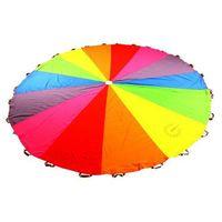 Pozostałe zabawki, Profesjonalna Chusta Animacyjna 7 kolorów - 2 m - 1 szt.