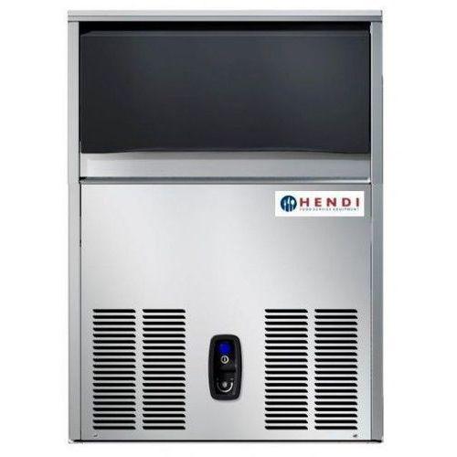Kostkarki do lodu gastronomiczne, Hendi Kostkarka chłodzona powietrzem wyd. 54 kg/24 h | 680W - kod Product ID