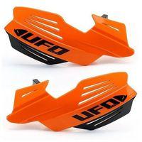 Kierownice motocyklowe, UFO HANDBARY VULCAN POMARAŃCZOWY/CZARNY