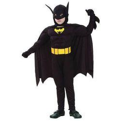 Kostium Batman z mięśniami - M - 120/130 cm