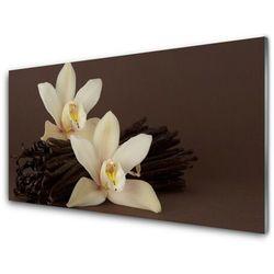 Obraz Akrylowy Kwiaty Wanilii do Kuchni