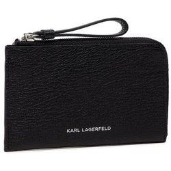 Etui na karty kredytowe KARL LAGERFELD - 201W3258 Black