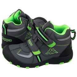 Trekkingi Kappa Perry Mid Tex K 260566K/1330 Anthra/Green (KA151-b)