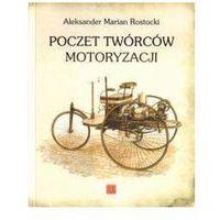 Książki o motoryzacji, Poczet twórców motoryzacji (opr. miękka)