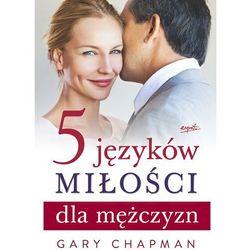 5 języków miłości dla mężczyzn (opr. broszurowa)
