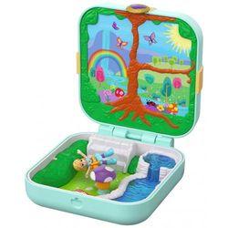 Mattel świat w pudełku Polly Pocket Flutterrific Forest