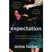 Książki do nauki języka, Expectation - Hope Anna - książka (opr. miękka)
