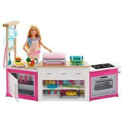 Barbie Idealna kuchnia Zestaw