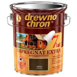 DREWNOCHRON- impregnat, wenge, 4.5 l (extra powłokotwórczy)
