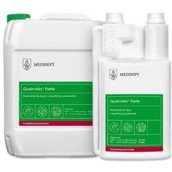 Quatrodes Forte Medisept 1L - Koncentrat do mycia i dezynfekcji powierzchni
