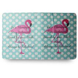 Uniwersalne etui do tabletów 9-10'' Flamingo and dots