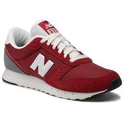 Sneakersy NEW BALANCE - ML311CD2 Czerwony