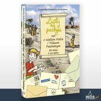 Książki dla dzieci, Listy na pustyni (opr. broszurowa)