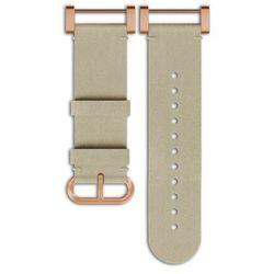 Pasek Suunto Essential White Copper Leather Strap Komplet