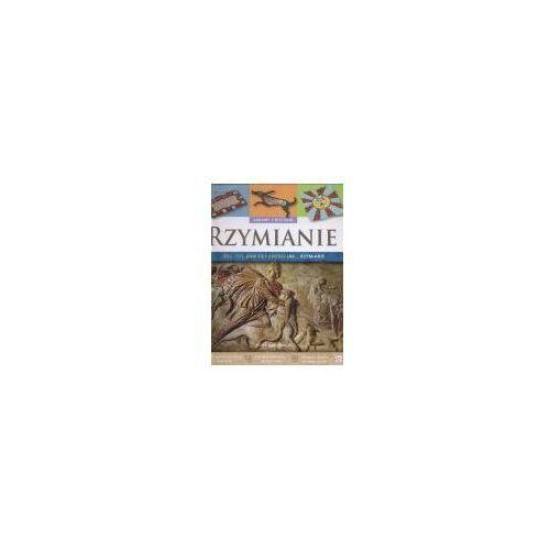 Książki dla dzieci, Rzymianie-zabawy z historią n (opr. twarda)