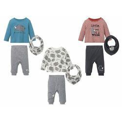 LUPILU® Komplet niemowlęcy 3-częściowy, 1 komple