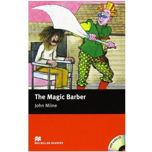 Książki do nauki języka, The Magic Barber Macmillan Readers +CD Starter