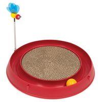 Pozostałe zabawki, Catit Play-N-Scratch – 3 in 1 zabawka do drapania dla kota - Uzupełnienie: wkładka zapasowa| -5% Rabat dla nowych klientów| DARMOWA Dostawa od 99 zł