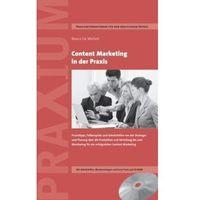 Biblioteka biznesu, Content Marketing in der Praxis, m. CD-ROM De Micheli, Marco