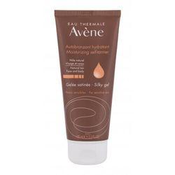 Avene Moisturizing Self-Tanner Silky Gel samoopalacz 100 ml dla kobiet