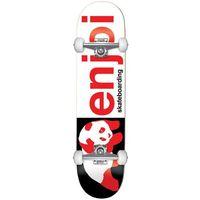 Pozostały skating, zestaw ENJOI - Half and Half FP Complete Black/Red (BLK/RED) rozmiar: 8.0FU