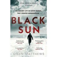 Książki do nauki języka, Black Sun - Matthews Owen - książka