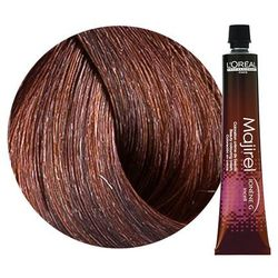 Loreal Majirel   Trwała farba do włosów - kolor 4.45 brąz miedziano-mahoniowy 50ml