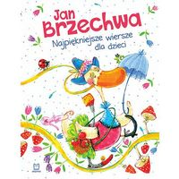 Książki dla dzieci, Najpiękniejsze wiersze dla dzieci, wyd. 2, miękka oprawa - Jan Brzechwa (opr. miękka)