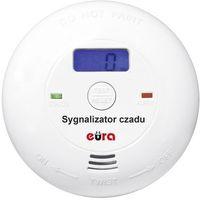 Czujki alarmowe, Czujnik tlenku węgla EURA CD-28A2 DARMOWY TRANSPORT